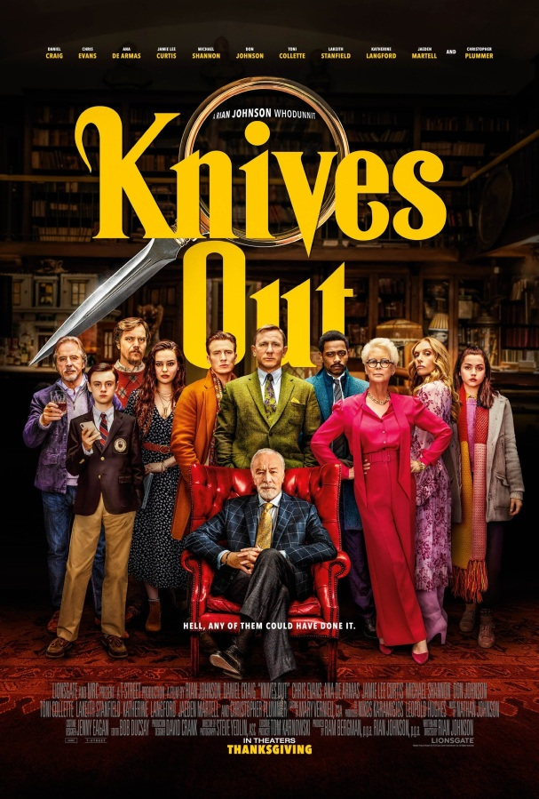 KnivesOut_poster