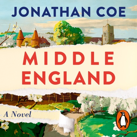 Shedworking: Middle England by Jonathan Coe: a shed review